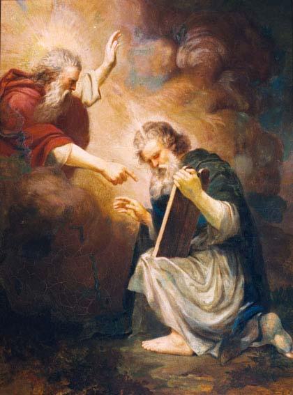10 Perintah Allah dalam teologi Katolik