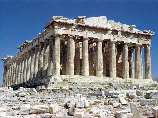 Mengulas Peradaban Kuno Yunani Kuno