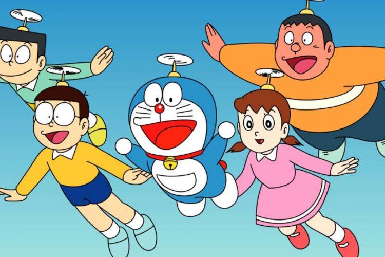 Sinopsis dan Mengenal Karakter-Karakter Doraemon
